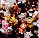 3D Dolls birthday souvenirs or giveaways.